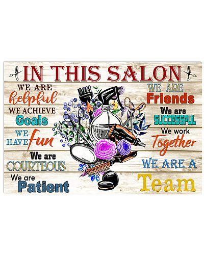 hairstylist salon team 2