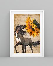 horse sunshine poster 16x24 Poster lifestyle-poster-5