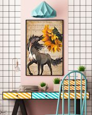 horse sunshine poster 16x24 Poster lifestyle-poster-6
