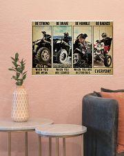 polari be strong pt lqt ngt 24x16 Poster poster-landscape-24x16-lifestyle-22