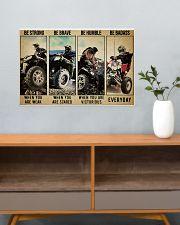 polari be strong pt lqt ngt 24x16 Poster poster-landscape-24x16-lifestyle-25