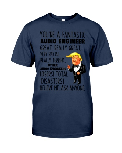audio engineer niche Fantastic