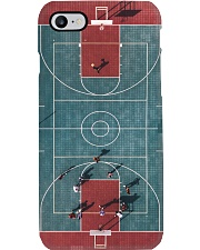 basketball court real pc lqt nna Phone Case i-phone-8-case