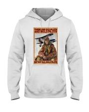 pilot old bold poster ttb nna Hooded Sweatshirt tile