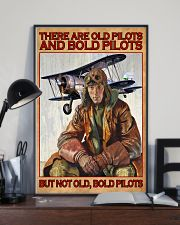 pilot old bold poster ttb nna 11x17 Poster lifestyle-poster-2