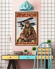 pilot old bold poster ttb nna 11x17 Poster lifestyle-poster-6