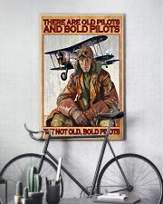 pilot old bold poster ttb nna 11x17 Poster lifestyle-poster-7