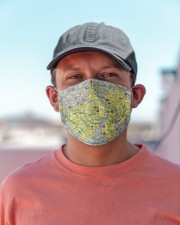 flighter pilot flight attendant Dallas mas Cloth Face Mask - 3 Pack aos-face-mask-lifestyle-06