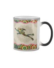 scuba diving mandala phonecase Color Changing Mug thumbnail