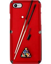 Billiard Pool mini table red case dvhh-NTH Phone Case i-phone-8-case