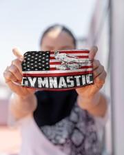 Gymnastic us flag mas Cloth Face Mask - 3 Pack aos-face-mask-lifestyle-07