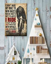 I Ride poster 11x17 Poster lifestyle-holiday-poster-2