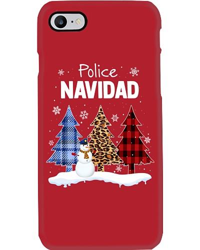 police-navidad