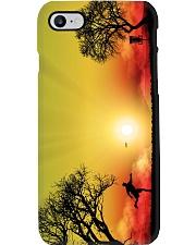 disc-golf-sun-pc-lqt-nna Phone Case i-phone-8-case