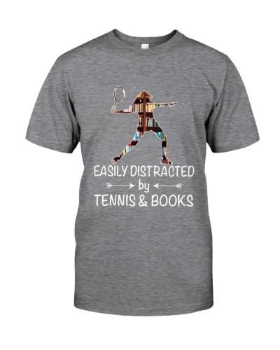 Tennis books life