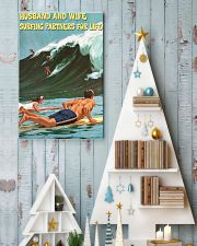 surfing partner for life poster 11x17 Poster lifestyle-holiday-poster-2