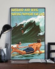 surfing partner for life poster 11x17 Poster lifestyle-poster-2