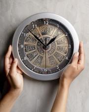 Chadburn-ship-clock-mttn-nna Wall Clock aos-wall-clock-lifestyle-front-04