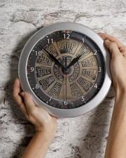 Chadburn-ship-clock-mttn-nna Wall Clock aos-wall-clock-lifestyle-front-07
