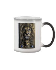 3d lion kig polymer clay pc mttn NTH Color Changing Mug thumbnail