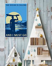 surfing calling poster 11x17 Poster lifestyle-holiday-poster-2