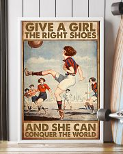 football give a give the right shoes pt mttn ntv 11x17 Poster lifestyle-poster-4
