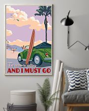 surfing ocean is calling 11x17 Poster lifestyle-poster-1