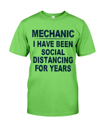 mechanic social distancing