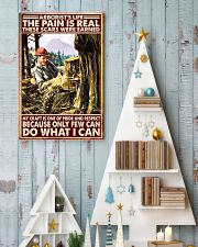 arborist life pain real pt lqt nna 11x17 Poster lifestyle-holiday-poster-2