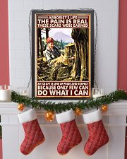 arborist life pain real pt lqt nna 11x17 Poster lifestyle-holiday-poster-4