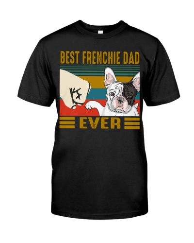best frenchie bulldog dad ever
