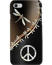 dragonfly hippie phonecase Phone Case i-phone-8-case
