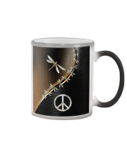 dragonfly hippie phonecase Color Changing Mug thumbnail