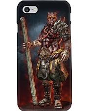 oni samurai pc phn ntv Phone Case i-phone-8-case