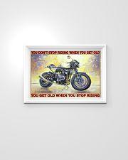 norto biker dont get old pt lqt pml 24x16 Poster poster-landscape-24x16-lifestyle-02