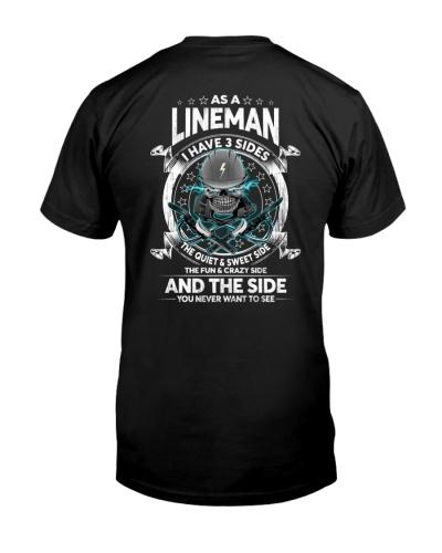 lineman 3 sides