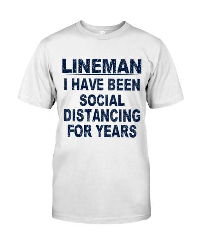lineman Social Distancing