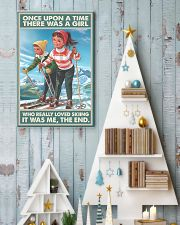 skiing girl once upon a time poster 11x17 Poster lifestyle-holiday-poster-2