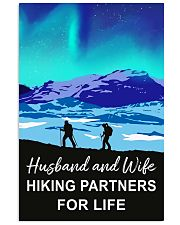 iceland hiking partners for life 11x17 Poster front