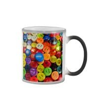 disc golf many phonecase Color Changing Mug tile