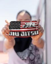 jiu jitsu us flag mas Cloth Face Mask - 3 Pack aos-face-mask-lifestyle-07