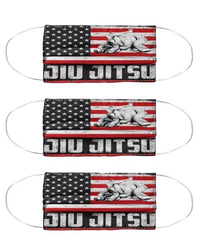 jiu jitsu us flag mas