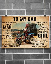 motocross daughter to my dad lqt ntv 24x16 Poster poster-landscape-24x16-lifestyle-19