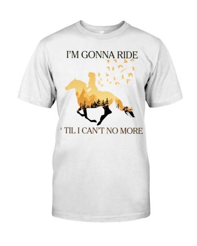 ride till can't ride