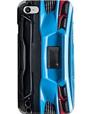 chev cor c8 back collection pc 4  phn dqh Phone Case i-phone-8-case