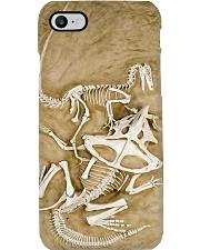 dinosaur Velociraptor Protoceratop lqt nna Phone Case i-phone-8-case