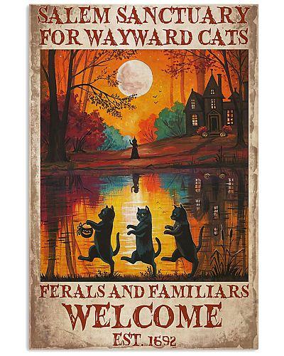 Witch Wayward Cats 2