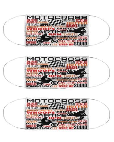 Motocross word mas