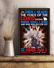 veteran lord send me poster 11x17 Poster lifestyle-poster-3