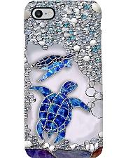 Turtle Phonecase Phone Case i-phone-8-case